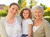3 Generations of Women; Asset Protection, Estate Planning & Trusts